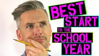 How to Have the Best Start to the School Year | High School Teacher Vlog