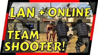 Zombie Combat Simulator - LAN AND ONLINE MOBILE TEAM SHOOTER | MGQ Ep. 140
