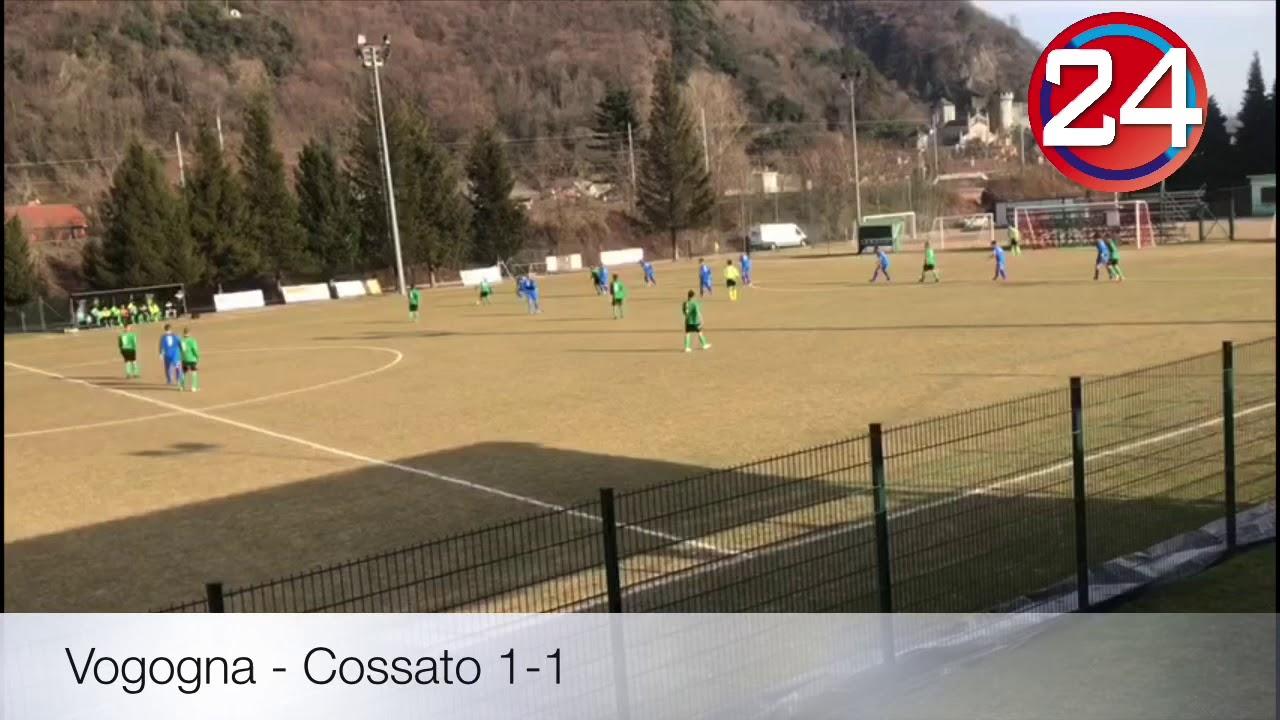 Vogogna - Cossato 1-1