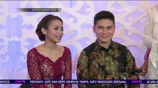Lamaran Acha Septriasa dan Vicky Kharisma