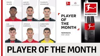 Havertz, Pulisic, Aranguiz & Co. - Vote Your Player Of The Month May!