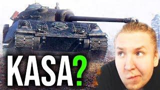 KASA ZA BITWY? - World of Tanks