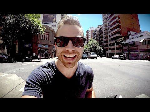 MI MEJOR VLOG DE BUENOS AIRES - Cap 38 - Dustin Luke