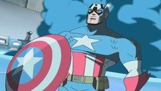 Мстители: Величайшие герои Земли - Встречайте! Капитан Америка - Сезон 1, Серия 6 | Marvel