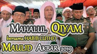Download Ya Nabi Salam 'Alaika - Menggetarkan.... Mahalul Qiyam bersama Habib Luthfi