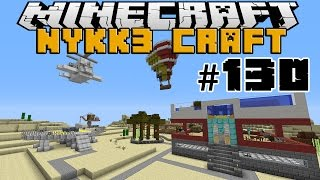 NYKK3CRAFT MOD MINECRAFT ITA #130 - IL MOON BUGGY