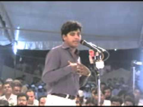 Imran Partap Gadhi Part 2 in deoband 2009(rahman qasmi90)