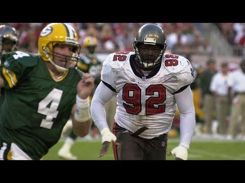 "Anthony ""Booger"" McFarland Buccaneers Highlights: 92 Day till Kickoff"