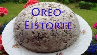 OREO Eistorte Einfach & Schnell Selber Machen (Eisgrillage Sommer Kuchen) DIY REZEPT