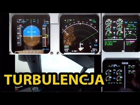 (32) A320 Uruchomienie silników, kołowanie i start, z komentarzem i wyświetlaczami