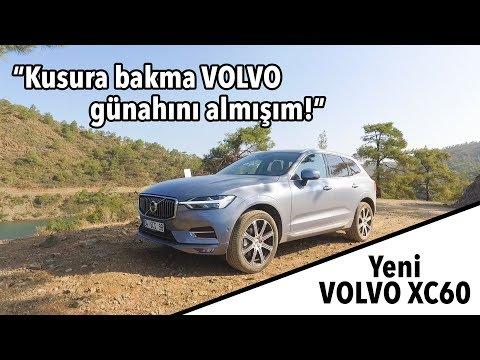 Yeni Volvo XC60 Test Sürüşü   D4 Inscription