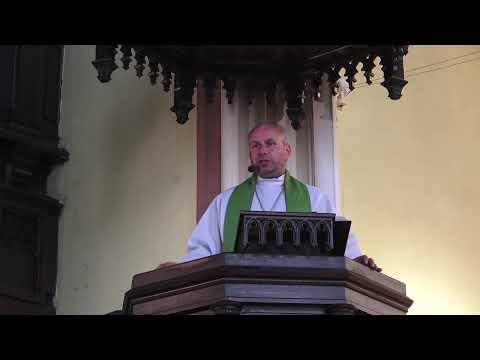 06.06.2021  I  Rīgas Sv. Pāvila draudzes dievkalpojuma sprediķis