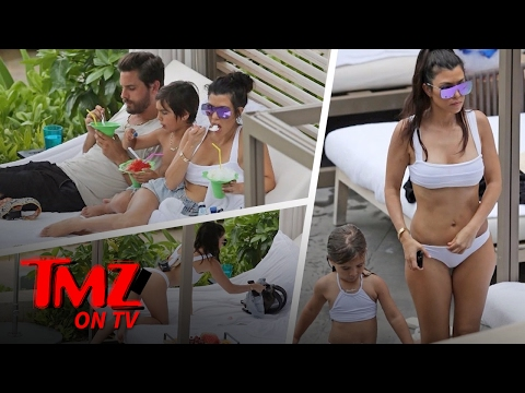 Scott Disick and Kourtney Kardashian Are In Hawaii | TMZ TV