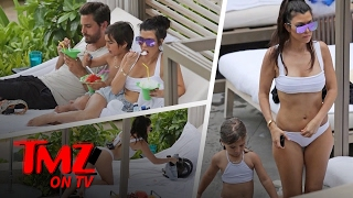 Scott Disick and Kourtney Kardashian Are In Hawaii | TMZ TV
