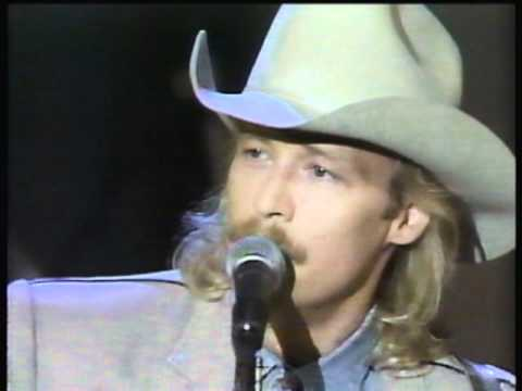 Alan Jackson Midnight In Montgomery Tribute To Hank Williams