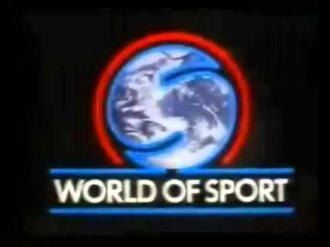 World of Sport - Opening titles, 1981