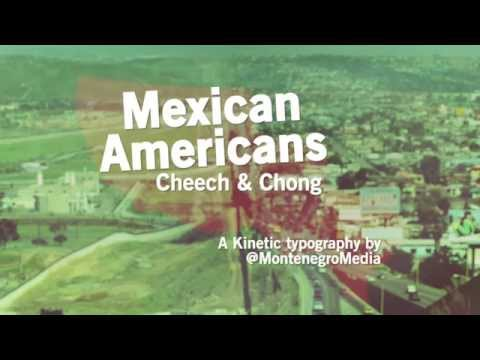 Mexican Americans by Cheech and Chong