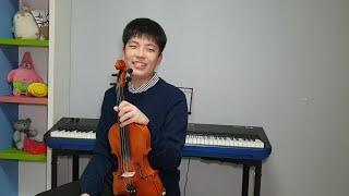 이루마 바이올린 콘서트 - Chaconne