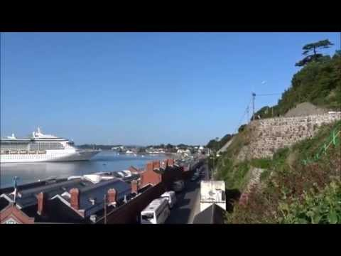 Cruise Liner visits Cobh