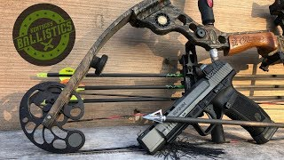 Compound Bow or Handgun?