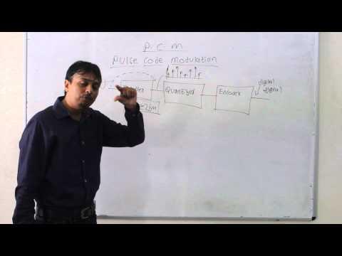 Pulse code modulation