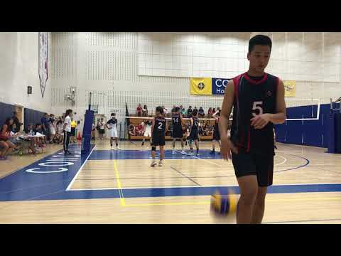 SAS Pudong Volleyball vs Concordia August 25, 2018 - 4
