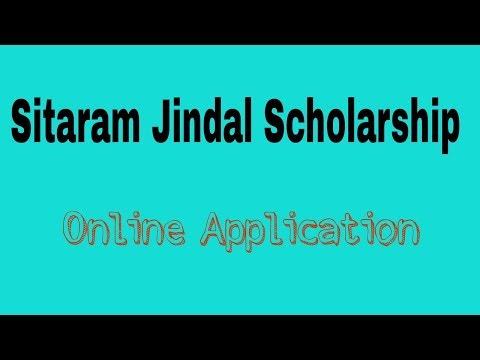 Sitaram Jindal Scholarship Application Process and Eligibility Criteria