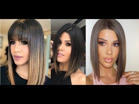 Super coupes de cheveux Г la mode pour les femmes 2019