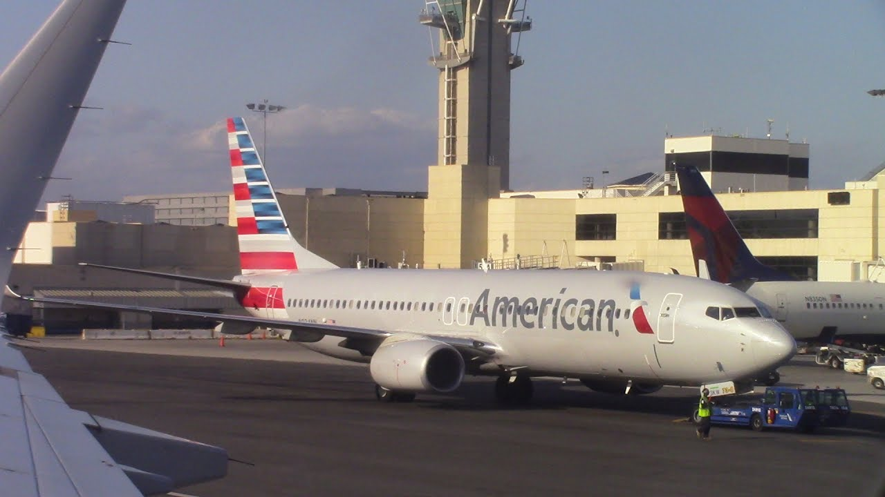 Trip Report American Airlines Airbus 321 Lax Lih Economy