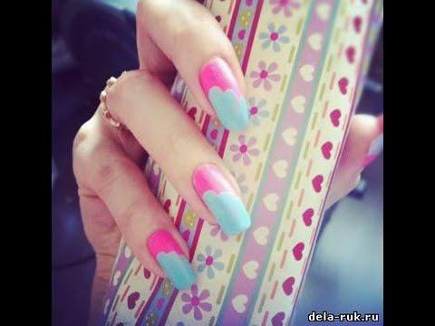 Красивые руки с маникюром фото - YouTube