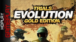 Trials Evolution: Gold Edition - Gameplay PC | HD