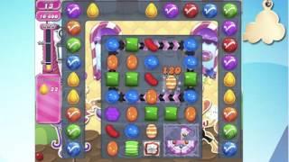 Candy Crush Saga Level 1258  No Booster