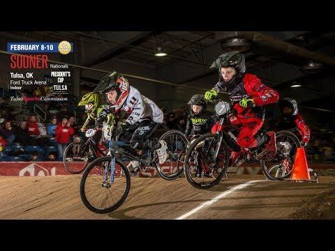 2019 USA BMX Sooner Nationals Day One Mains