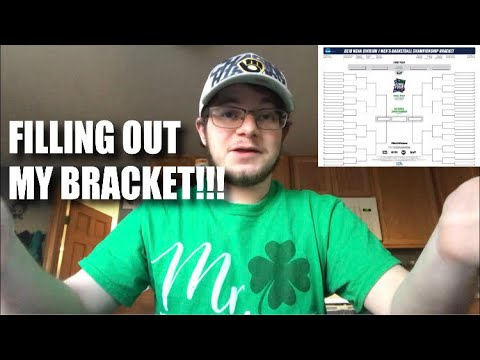 2019 MARCH MADNESS BRACKET CHALLENGE!!!