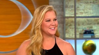 Comedian Amy Schumer on new book, love and oversharing