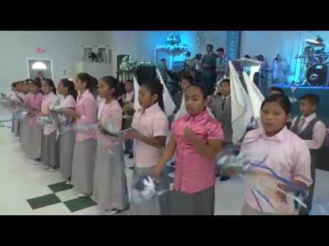 La boda de Daniel y Lucy Iglesia De Dios El Shaddai Lumberton NC