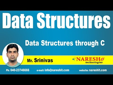 introduction-to-data-structures-through-c-|-data-structures-tutorial-|-mr.-srinivas