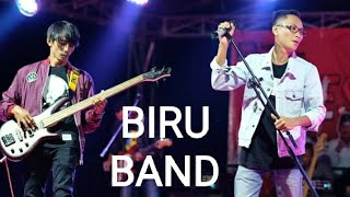 BIRU BAND -Bintang hati (Official Music lyric)