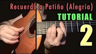 Pulgar Exercise - 40 - Recuerdo a Patiño (Alegria) by Paco de Lucia