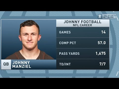 Gottlieb: Will Johnny Manziel ever be signed by an NFL team?
