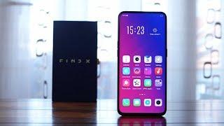 Smartphone der Zukunft? Oppo Find X Unboxing (Deutsch)