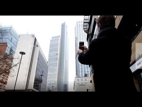 London's Modern District | The Montcalm at The Brewery London City