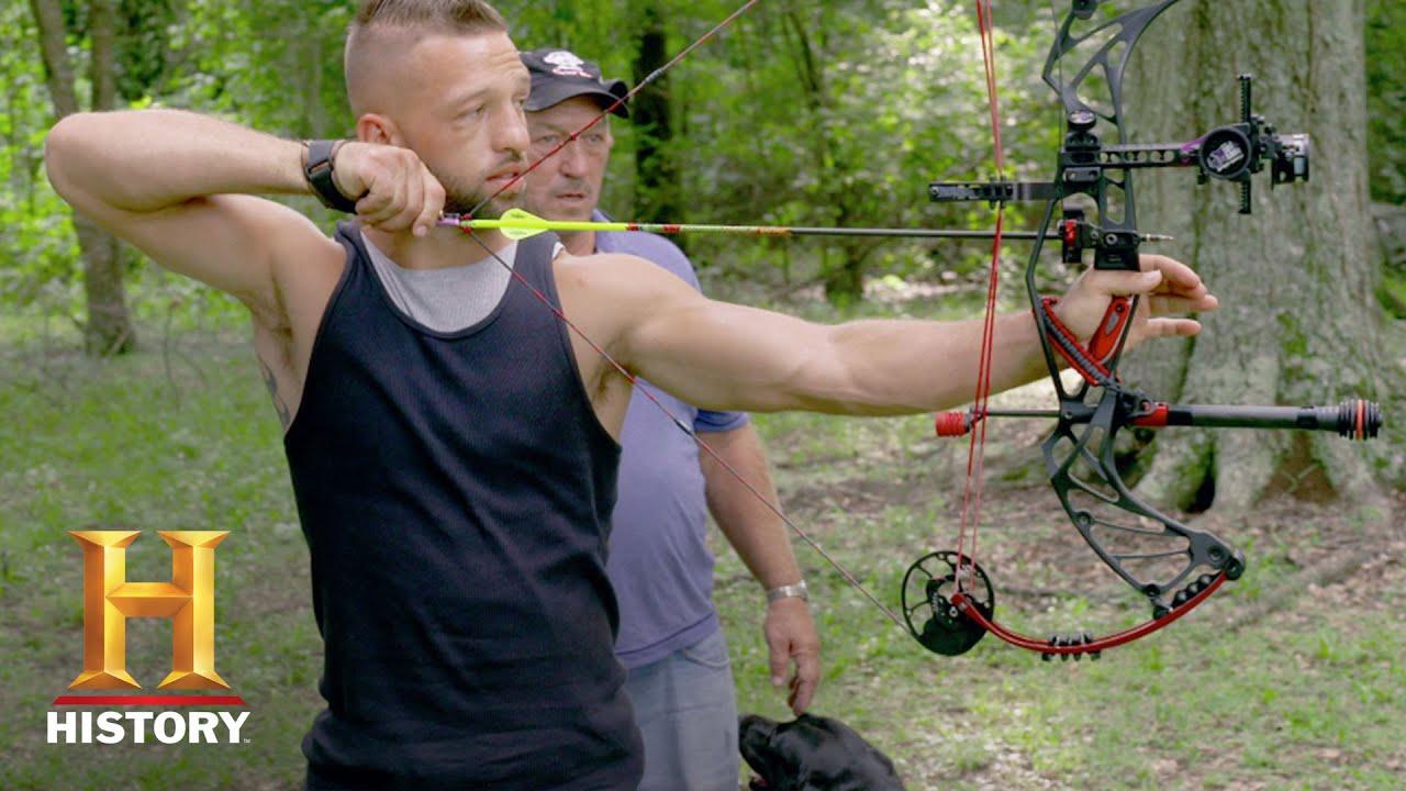 Swamp People Archery Sudden Death Jay Paul Vs Chase Season 9