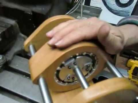 Hojo permanent magnet motor youtube for What is a permanent magnet motor