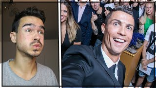 Reaction auf ein Tag mit Cristiano Ronaldo🤔 | Örni STREAM HIGHLIGHTS