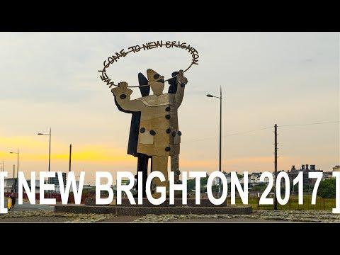 Let's Visit NEW BRIGHTON | Kings Parade, Merseyside | 27/05/2017