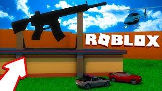 ROBLOX Jail Break ( New Shooting Range Update!) New Weapons, Mesh's & More!