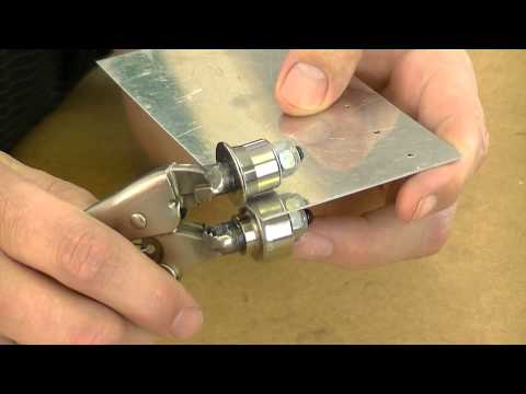 EF-60 Edge Forming Tool Demo