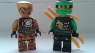 Лего ниндзяго путешествие во времени 4 сезон 2 серия