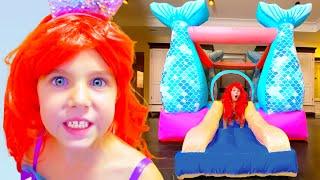 Five Kids Mermaid Story + more Children's Videos